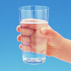 Clean Water Glass